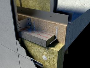 Stone Wool Fire Safe Cladding Solutions