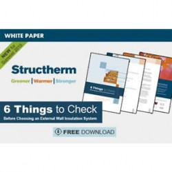 White paper on external wall insulation