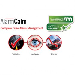 Tomorrow's FM Award - AlarmCalm