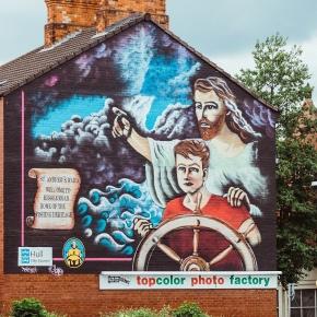 hessle road murals