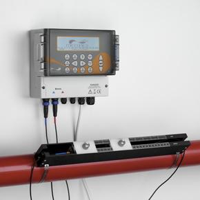 Micronics U3000 flow meter