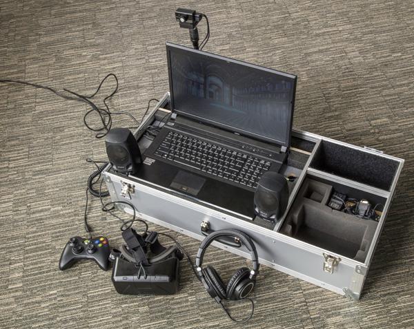 Cundall VAR setup