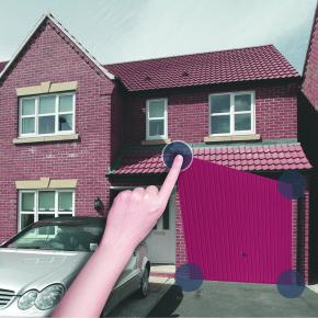 Visualise Your Door Garador