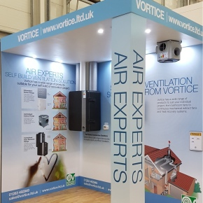 Vortice Self Build stand img