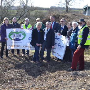 WCL Quarries & the Canal Restoration Trust