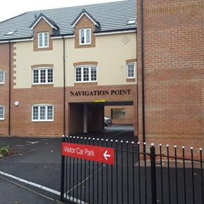 Navigation Point development by Walton Homes