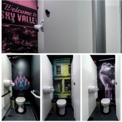 Washroom Borderline Club in Soho img