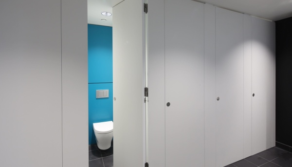 Washroom Washroom Alto FENIX toilet cubicles