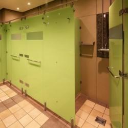 Washroom Washroom Luminoso Glass shower cubicle