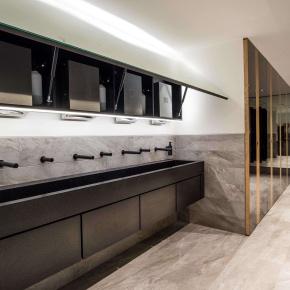 Washroom Washroom's Tego system