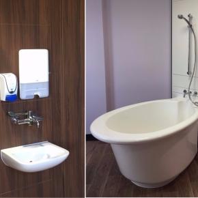 Wexham Park Hospital - Washroom Washroom_Fotor
