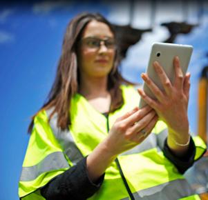 WorkMobile Construction app
