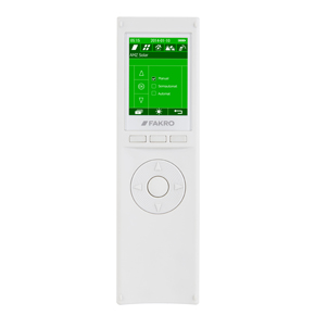 The ZKP100 remote for Smart Home control