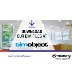 bimobject armstrong ceiling solutions