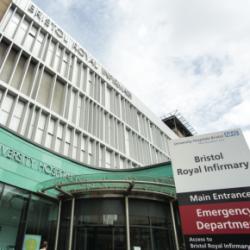 bristol roay infirmary hospital
