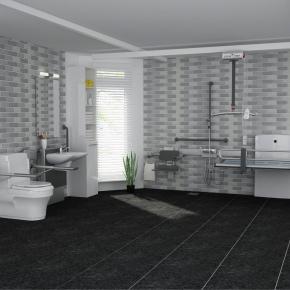 clos-o-mat accessible bathroom