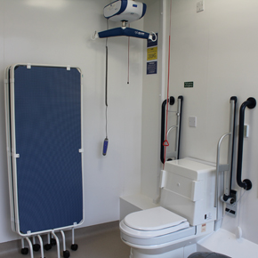 clos-o-mat leighton hospital Changing Places