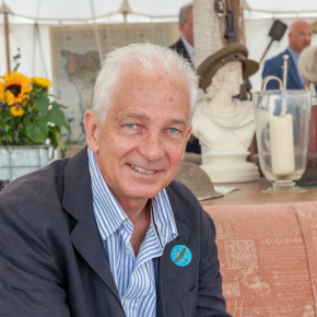 David Gower, set to play a part at the Recofloor 2017 Awards