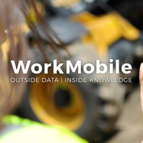 WorkMobile app