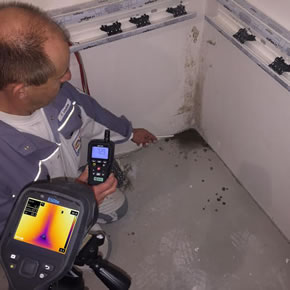 FLIR E50bx thermal imaging