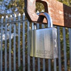 Abloy UK padlock