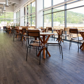 Expona Commercial flooring at Surf Snowdonia Adventure Parc