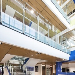 Metal and mineral fibre solutions from Armstrong Ceilings