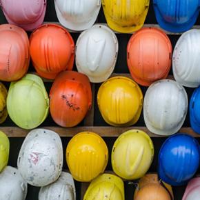 Construction helmets