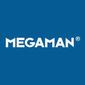 megaman square logo