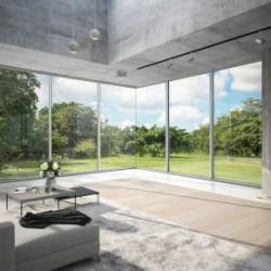 schueco uk - slimline facade system