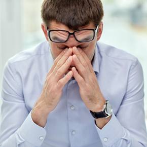 shutterstock_stressed-man