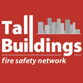tall buildings fire safety network logo