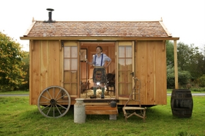 1-Chepherd's hut one