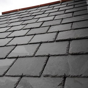 Specifiers And Slaters Welcome Cembrit Natural Slate Roof