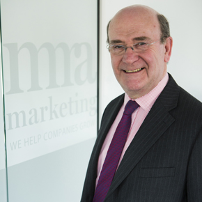 Mike Rigby, Managing Director at MRA Marketing