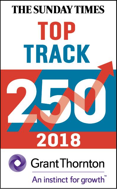2018 Top Track 250 logo