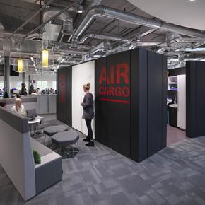 Troldtekt acoustic panels at BBC Worldwide