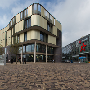 Penter paving products at Southwater One