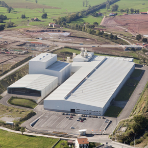 Fermacell factory