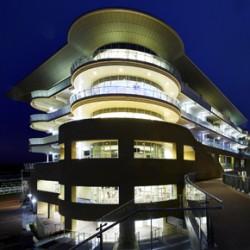 ASSA ABLOY Cheltenham racecourse grandstand