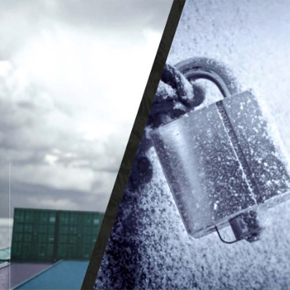 Super Weather Proof padlock by Abloy UK
