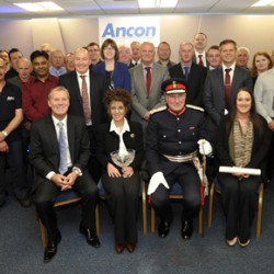 Ancon Queen's Award Presentation 15Oct2015