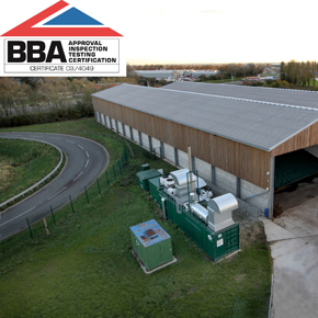 Cemsix corrugated sheets achieving BBA certification