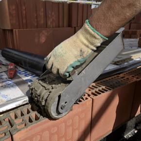 Wienerberger's clay block walling system