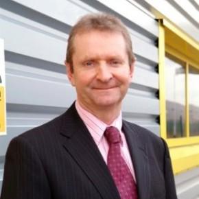 Chris Hall, Chief Executive, BRUFMA