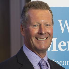 Brian Baker, Chairman of the GGF Board.