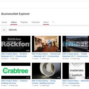BusinessNet-Explorer