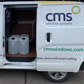 CMS Window Systems