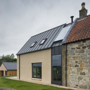 Catnic Roofing Defines The Old From The New For Modern