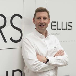 Ellis export sales director Tony Conroy